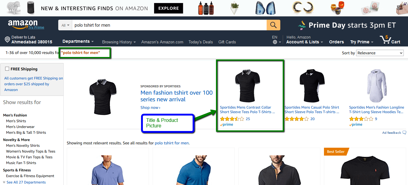 Amazon Keyword Research Tool for Amazon keyword ranking